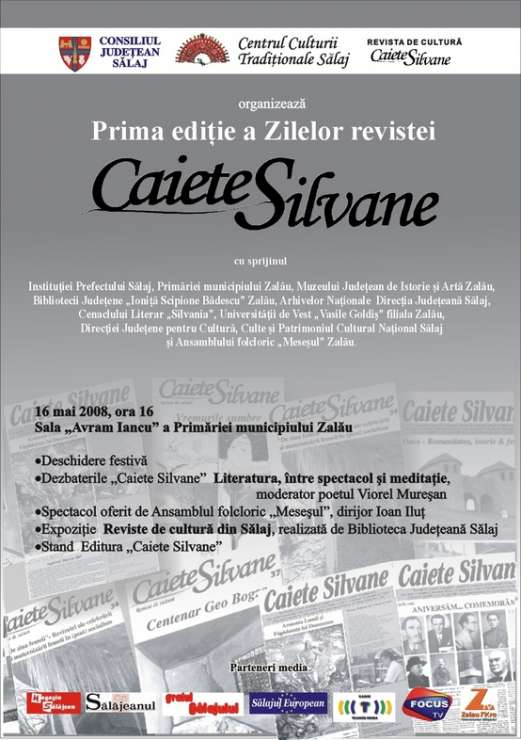 Caiete Silvane