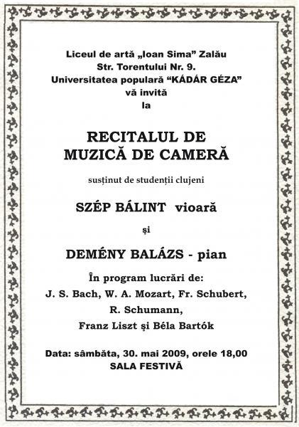 Concert de muzica