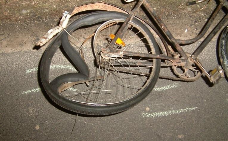 Eveniment rutier în localitatea Cheud: Un pieton a fost acroşat de un biciclist