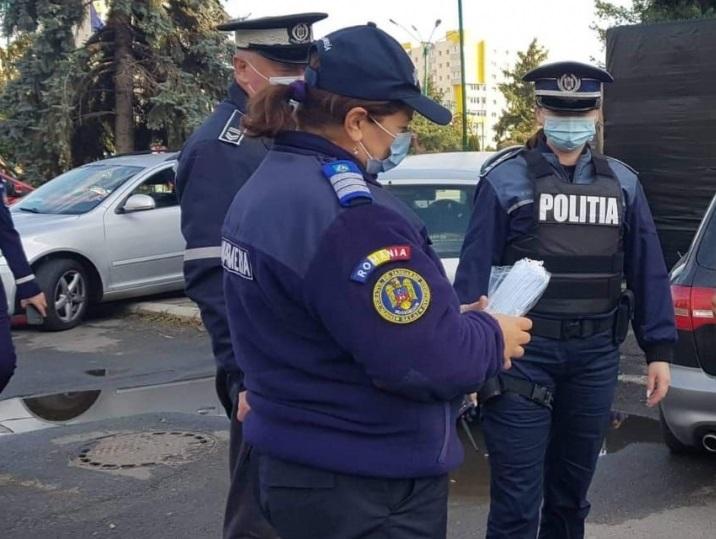 În ultima săptămână Poliția Municipiului Zalău și secția arondată au desfășurat activități intense pentru prevenirea răspândirii COVID-19